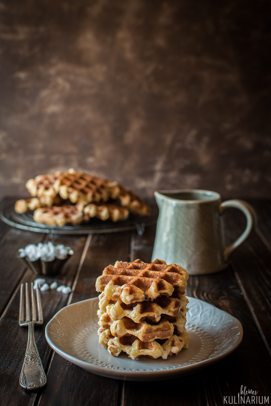 Cupcakes, Cookies und Waffeln  - cover