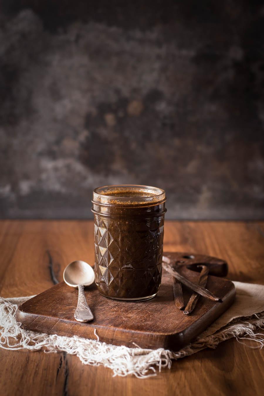Vanilleextrakt selbermachen Pâte de vanille - Kleines Kulinarium