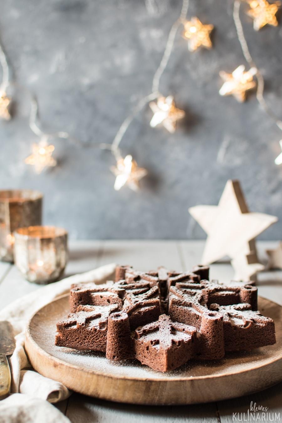 Saftiger Gewurzkuchen Weihnachtsbackerei Kleines Kulinarium