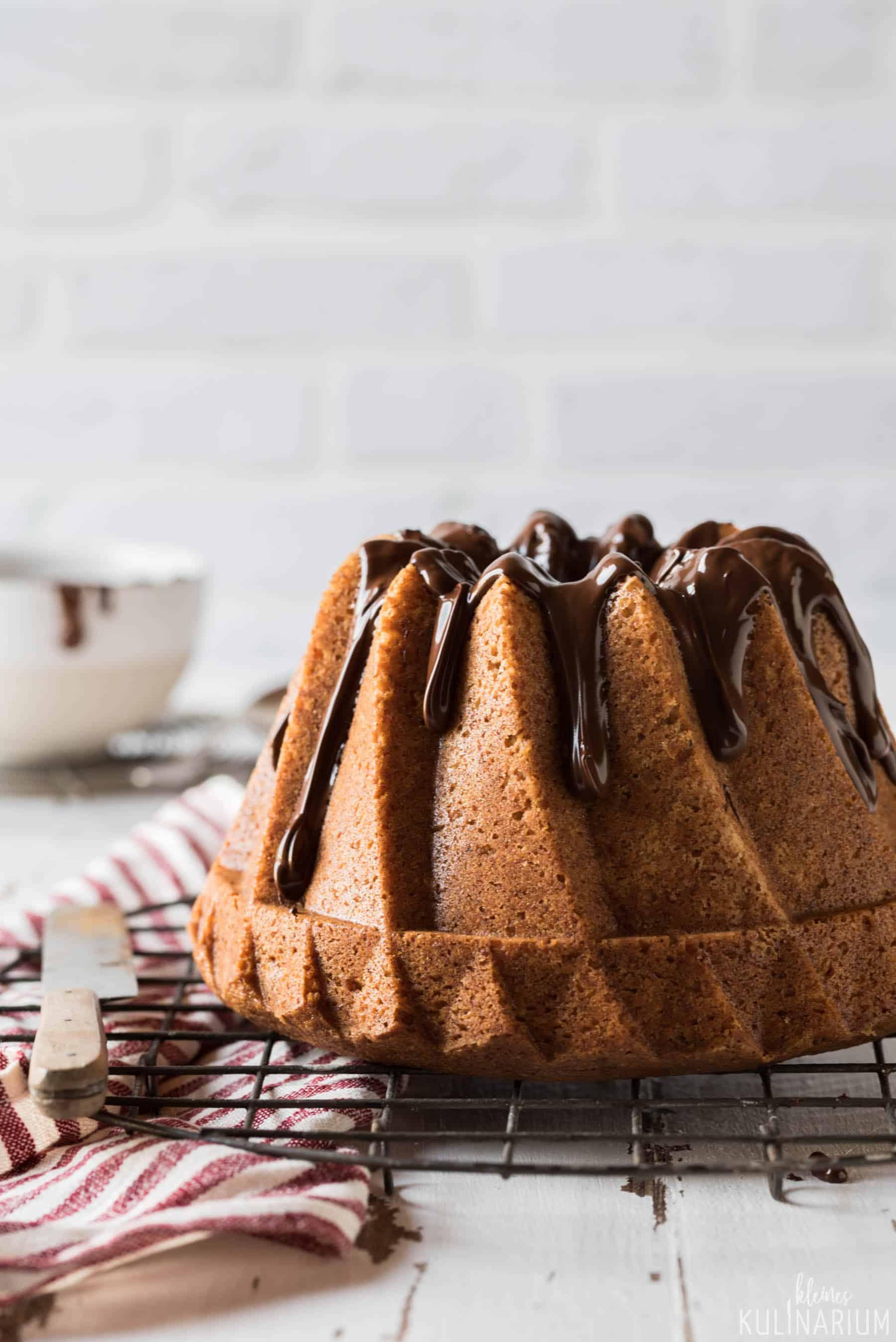Bananen-Nuss-Kuchen unser Familienklassiker - Kleines Kulinarium