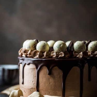 Chocolate Candy Cake I
