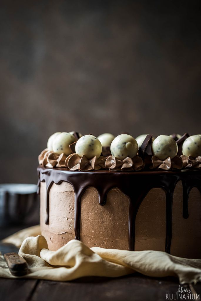 Chocolate Candy Cake mit World of Sweets